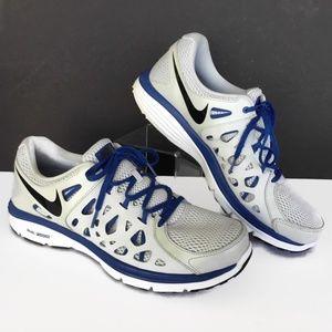 049f8a01b2b Nike Sneakers Dual Fusion R 2 Mens 13 M Gray Blue